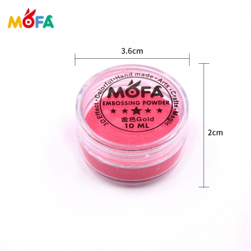MOFA Embossing Glitter Powder Wholesale Embossing Powder For DIY use