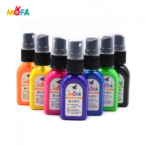 MOFA Resin Pigment For DIY Making Jewelry Crafts slime Accessories paste color pigment