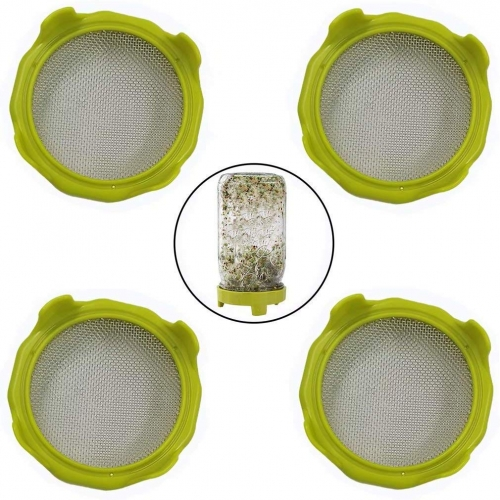 MOFA 90 mm stainless steel Soybean Sprouting Set Hot sale sprouting lid