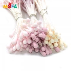 MOFA Artificial flowers decorative craft stamens for DIY