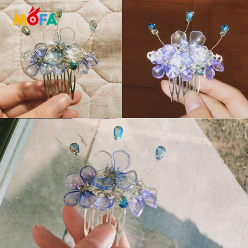 MOFA good quality DIY Hairpin Use Different Options Girls Hair pin accessories