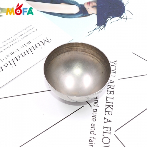MOFA Polymer clay tool Baking tools Hallow Round Stainless steel Cake Mold