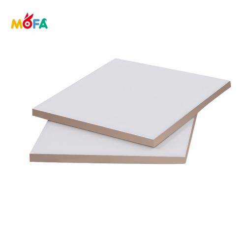 MOFA Best seller pottery clay tool 10*10cm square brick for oven bake polymer clay tool