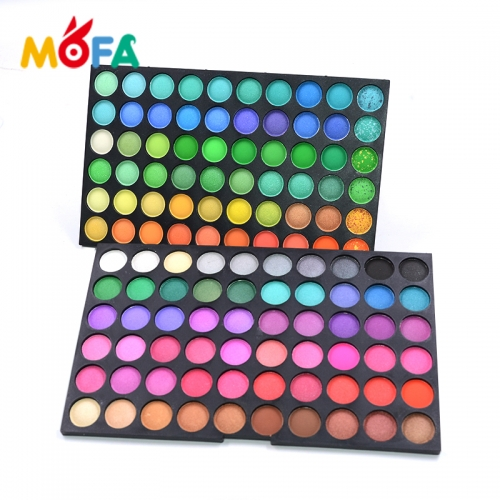MOFA Polymer clay tool set doll use powder blush 120 colors doll face blush super light clay tool