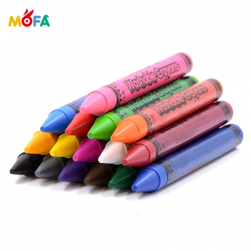 MOFA Color Box Set 16 Color Kids Drawing Crayons Wholesale Crayons