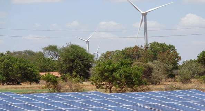 128MW  project case  in Andhra Pradesh, India
