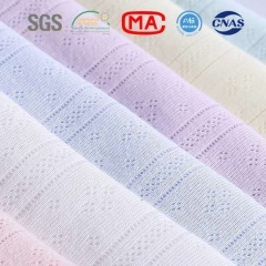 chinese factory knit dobby fabric