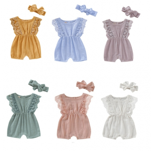 new summer baby girls cotton maxi dress milk silk pink lavender floral ruffles sleeveless children clothes match accessory bow