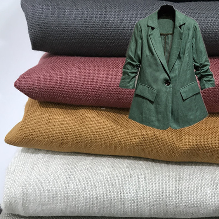 What are the advantages of linen fabric?