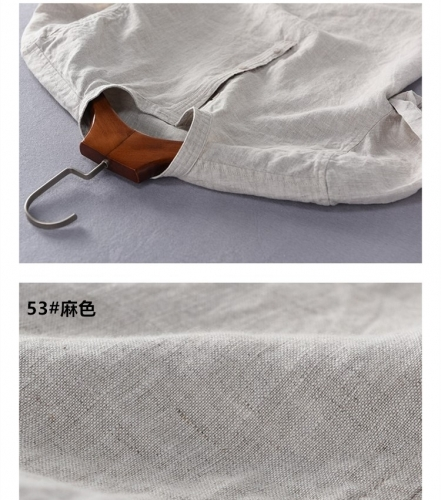 Factory Direct Sales High Quality linen fabric for curtain