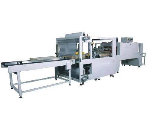 Fully sealed heat shrink wrapping machine SW-DP-03