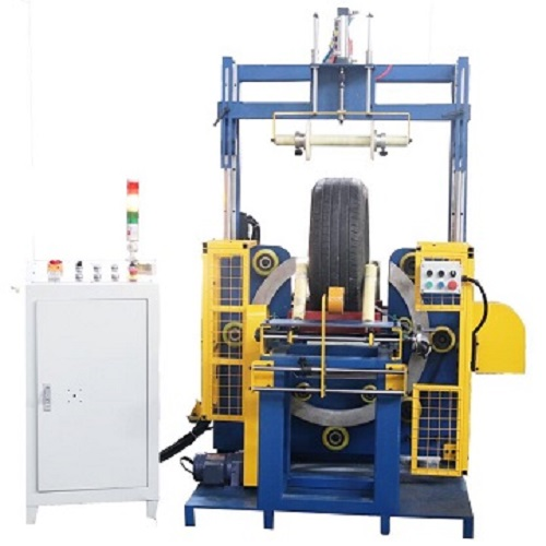 Tire Wrapping Machine EM-T200-U