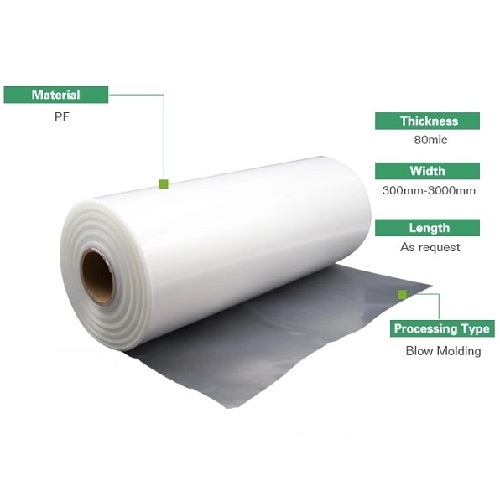 PE shrink wrap