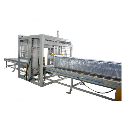 Horizontal orbital stretch wrapper HM-A1000
