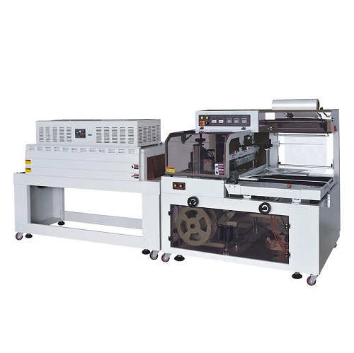 Motion sealer shrink wrapping machine SW-M350