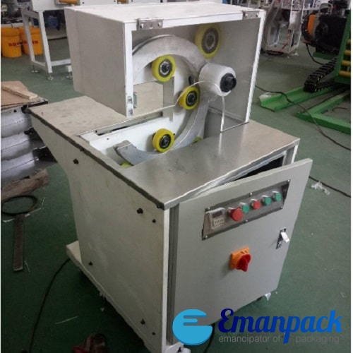 Orbital wrapper with C shape ring HM-CR300