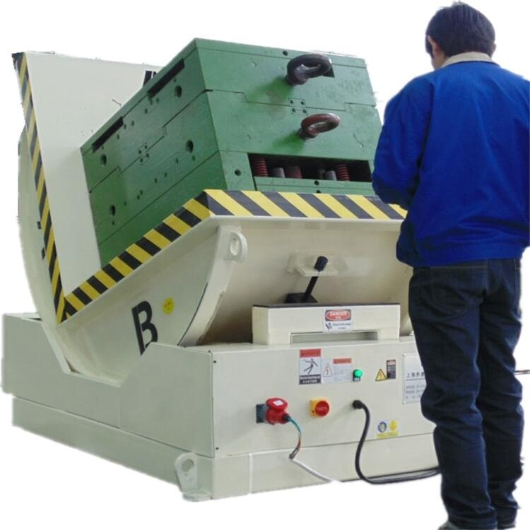 The functions and categories of different turnover machines