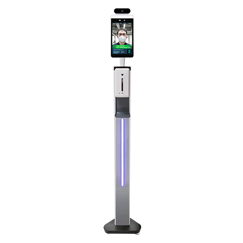 Temperature Detection Hand Sanitizer Kiosk
