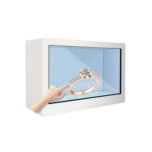Transparent Lcd Panel Display Box