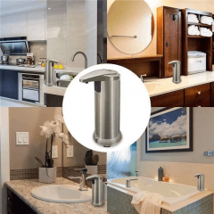 Stainless Steel Hand Sanitizer Soap Dispenser