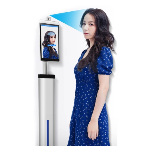 AI Face Recognition Temperature Measuring Device