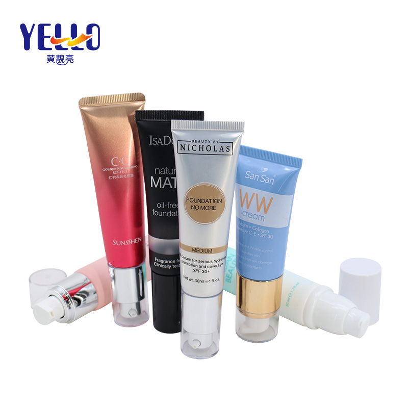5-layers Cosmetic Tubes