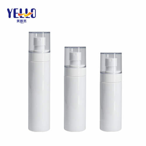 Cylinder Shape Mist Spray Bottle For Cosmetic Packaging Non - Toxic
