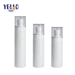 White Empty Fine Mist Spray Bottle 100ml 120ml For Cosmetics