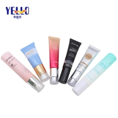 Airless Pump Tube 20ml 30ml, Fancy Cosmetic Squeeze Tube For Lotion