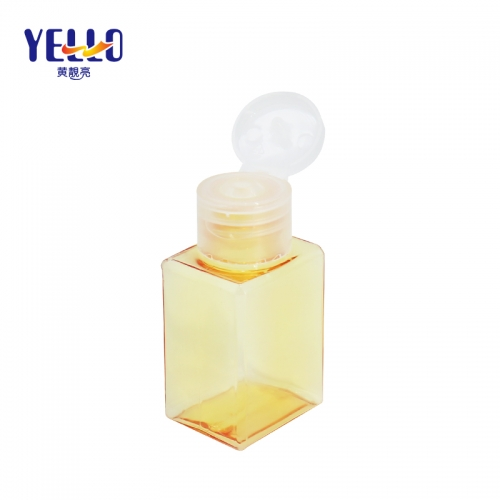 30ml Mini Size Personal Care Packaging Bottle , Tiny Plastic PETG Hand Lotion Bottles