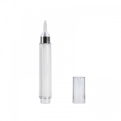 Luxury Acrylic Lotion Bottles Private Customs / 15ml Eye Cream Bottle Tube In PMMA