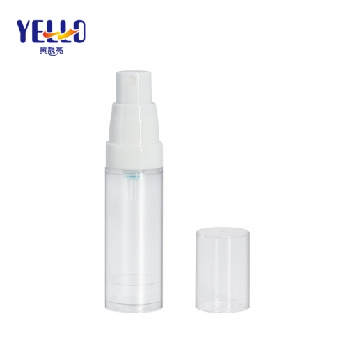 Skincare Packaging 15ml Airless Fine Mist Spray Bottle For Face Toner