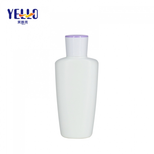 Unique 80ml HDPE Refillable Plastic Tottle Bottle For Cream