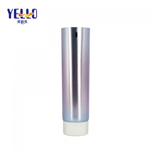 120g ABL Laminated Cosmetic Cream Lotion Tubes Packaging , Empty Skincare Product Container
