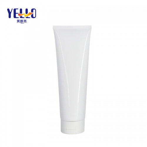 300g White Cosmetic Tube Empty Plastic Body Moisturizer Package Tubes