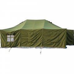 Military Waterproof Canvas Tent