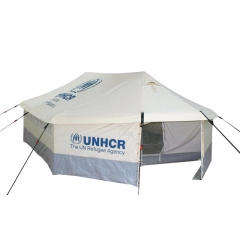 United Nations Relief Tent