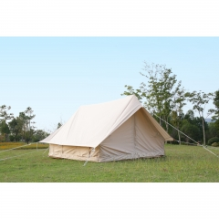Poly/cotton 5.5㎡ little house camping tent