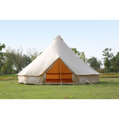 6m Canvas Bell Tent