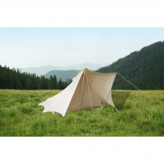 Cotton Canvas Bedouin Style Pyramid Tent
