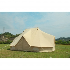 6x4m Luxury Glamping Emperor Bell Tent