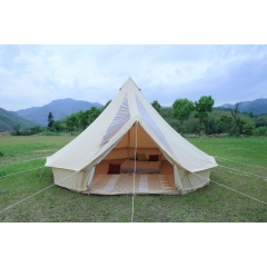 Can You Reside In A Wall Tent?