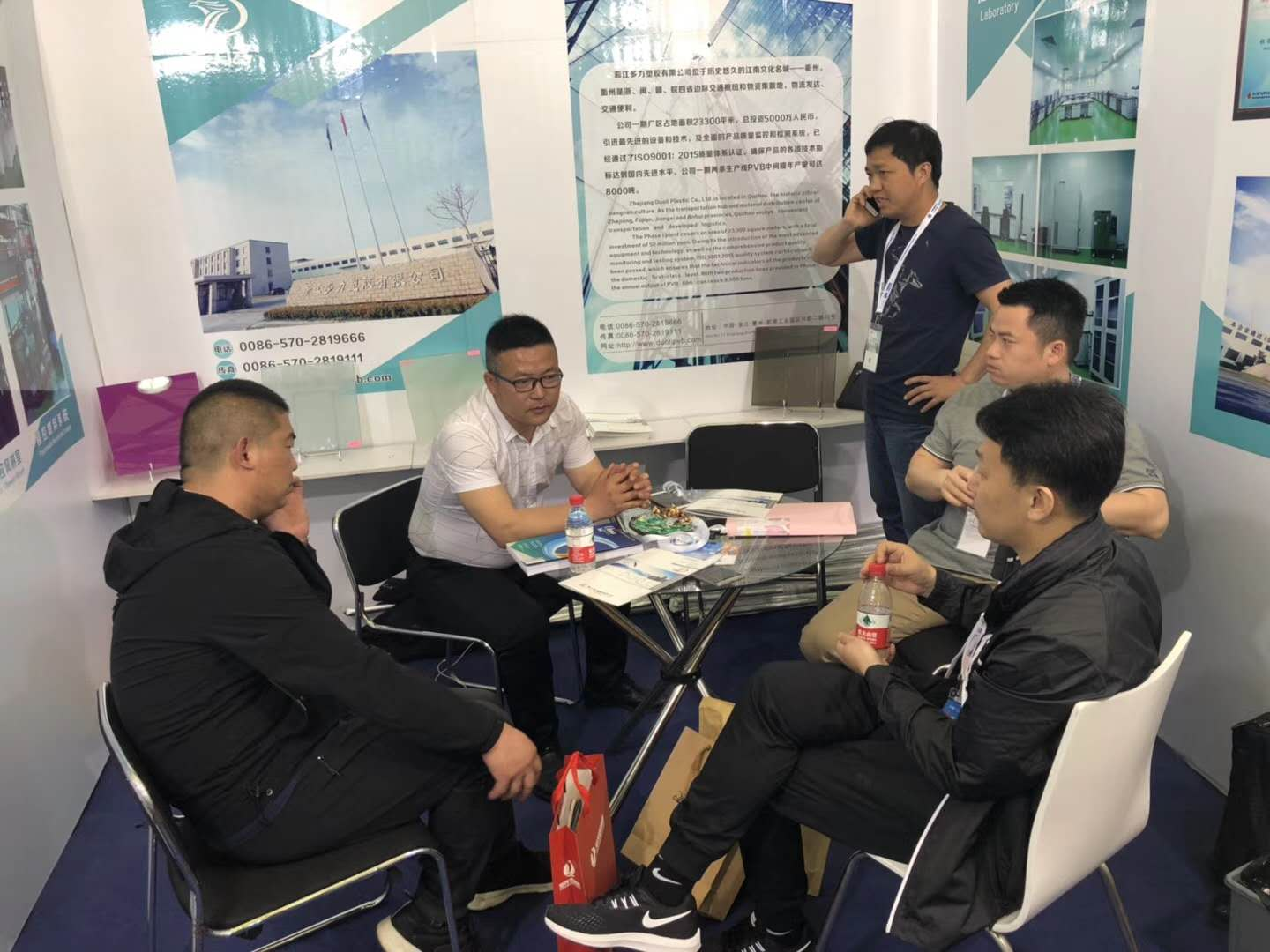 Congratulations on the Success of the Shanghai International Glass Industrial Technical Exhibition