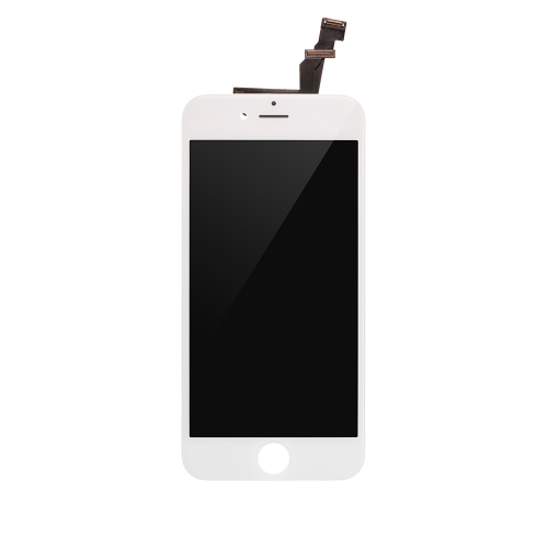 Standard LCD Display and Touch Screen Digitizer Assembly With Frame Replacement For Apple iPhone 6 - White-A