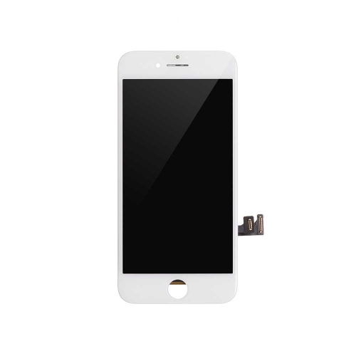 Standard LCD Display and Touch Screen Digitizer Assembly With Frame Replacement For Apple iPhone 7 - White-A
