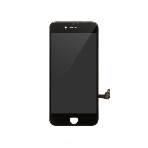 Standard LCD Display and Touch Screen Digitizer Assembly With Frame Replacement For Apple iPhone 7 - Black-A