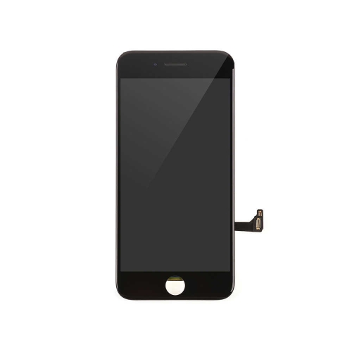LCD Display and Touch Screen Digitizer Assembly With LCD Shield Plate Replacement  For Apple iPhone 7 - Black-AA