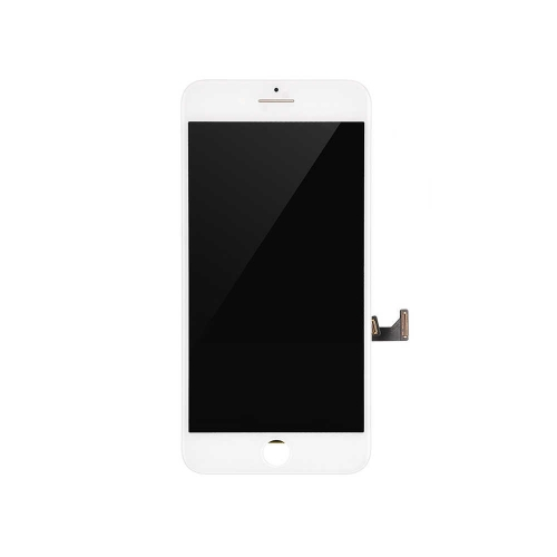 High-end LCD-Incell Display and Touch Screen Digitizer Assembly With Frame Replacement For Apple iPhone 8 Plus - White-A