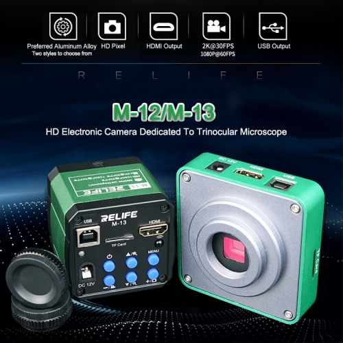 3800W HDMI INDUSTRIAL MICROSCOPE CAMERA