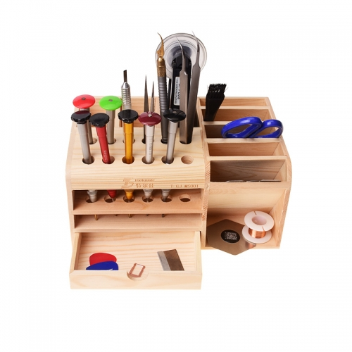 Woody Multi-Function Screwdrivers And Tools Storage Box